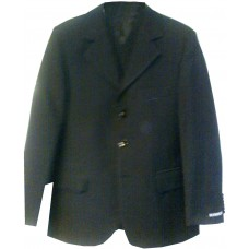 CL_S13 - Black Boys Suit: Available in ages 6-10 yrs. Welcome to visit Clothes Line SW London SW20 9NQ. We may not have this suit in all sizes, but several similar suits are available