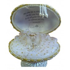 CH501 - Christening Monumental Egg: You are welcome to visit Clothes Line shop SW London SW20 9NQ