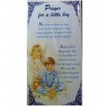 CH520 - Wooden Prayer Plaque : Ideal for Baptism/Christening. You are welcome to visit Clothes Line shop SW London SW20 9NQ for Christening Cards, Gifts, Shawls and Party items