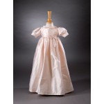 CH352 - A Long Pure Silk Gown: You are welcome to visit Clothes Line shop SW London SW20 9NQ