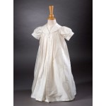 CH353 - A Long Pure Silk Gown: You are welcome to visit Clothes Line shop SW London SW20 9NQ