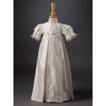 CH359 - A Long Pure Silk Gown: You are welcome to visit Clothes Line shop SW London SW20 9NQ