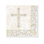 G258 - Christening 20 0 Generic Napkins, 13'x13' inches: You are welcome to visit Clothes Line shop SW London SW20 9NQ