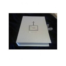 G355 - Personalised Keepsake Box for Boy or Girl: Ideal for Baptism/Christening. You are welcome to visit Clothes Line shop SW London SW20 9NQ for Christening Cards, Gifts, Shawls and Party items