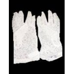 Short Lace Gloves Ideal For Communion