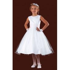 Short Lenght Holy Communion Dress