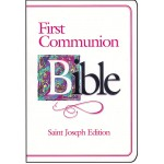 Communion Gift Edition Bible For Girl