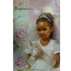 CF6 - Confirmation Card Girl: You are welcome to visit Clothes Line shop in SW London SW20 9NQ