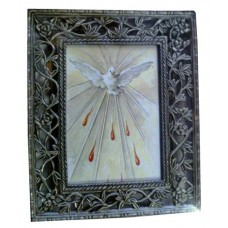 CON860 - Confirmation Small Photo Frame: You are welcome to visit Clothes Line shop in West Wimbledon London SW20 9NQ