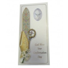 CON865 - Confirmation Money Wallet: You are welcome to visit Clothes Line shop in West Wimbledon London SW20 9NQ where we have a variety of cards, gifts banners as well as party items