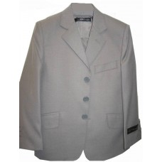 CL_S04 - Jordan Grey Boys Suit: Available in ages 6-10 yrs. Welcome to visit Clothes Line SW London SW20 9NQ. We may not have this suit in all sizes, but several similar suits are available