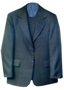 CL_S10 - Grey Boys Suit: Available in ages 6-10 yrs. Welcome to visit Clothes Line SW London SW20 9NQ. We may not have this suit in all sizes, but several similar suits are available