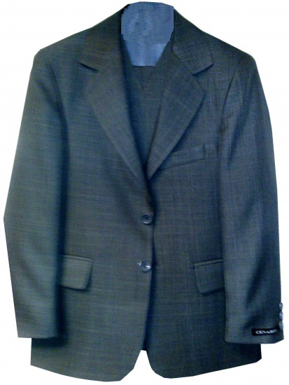 CL_S10 - Grey Boys Suit: Available in ages 6-10 yrs. Welcome to visit Cloth...