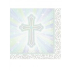 G311 - 16 - Christening Napkins, 13' x 13' inches: You are welcome to visit Clothes Line shop SW London SW20 9NQ