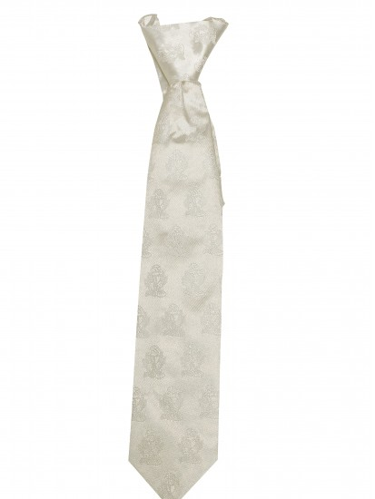 White Tie with Embossed chalice for First Holy Communion...