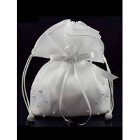 Organza Pearl & Diam Dolly Bag Ideal For First Communion