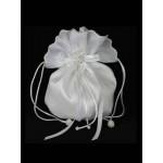 Plain Taffeta Dolly Bag Ideal For First Communion