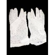 Short Lace Gloves Ideal For Holy Communion