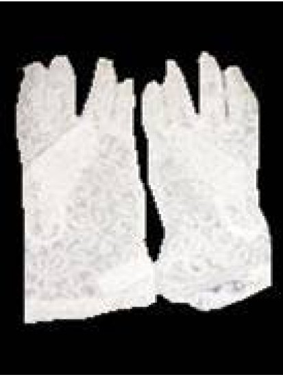 Short Lace Gloves Ideal For Holy Communion...