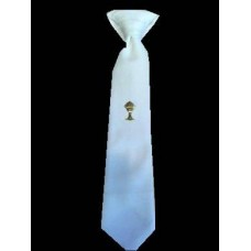 Smart Tie with Chalice Ideal For First Communion