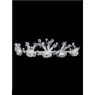 Pearl Tiara Ideal For First Communion
