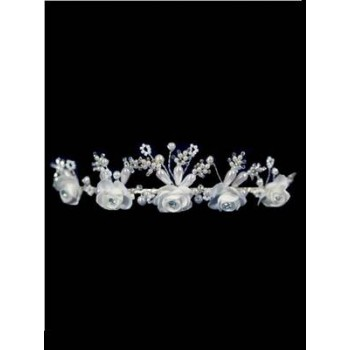 Pearl Tiara Ideal For Communion