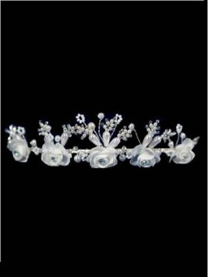 Pearl Tiara Ideal For First Communion...