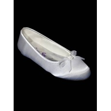 Flat Ballet style shoes Ideal For First Communion