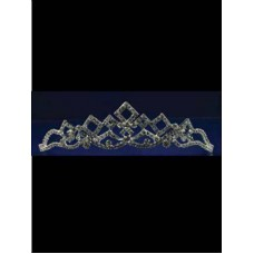 Diamond Diamante Tiara Ideal For Communion