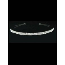 Narrow Diamante Alice Band Ideal For First Communion