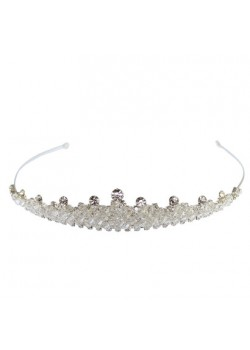 Full Crystal & Diamante Tiara to make your Communion Dress Stand out