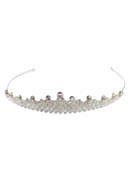 Full Crystal & Diamante Tiara to make your Communion Dress Stand out...