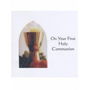 Communion Card Generic For Holy Communion