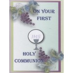 Communion Card Generic with Blessings