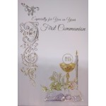 Generic 1st Holy Communion Card