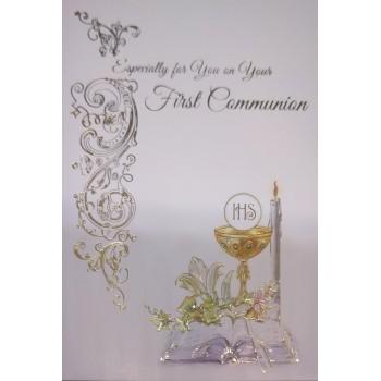Generic 1st Holy Communion Card