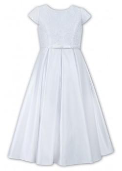 Satin A Line Holy Communion Dress