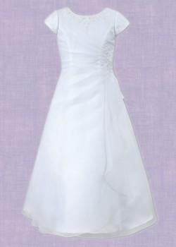 Ankle Length Communion Dress: