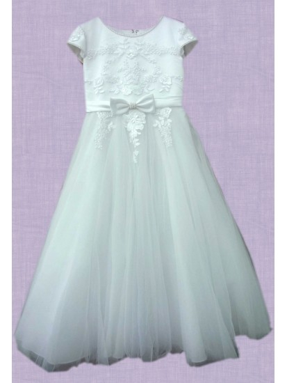 Flair Full Length First Holy Communion Dress...