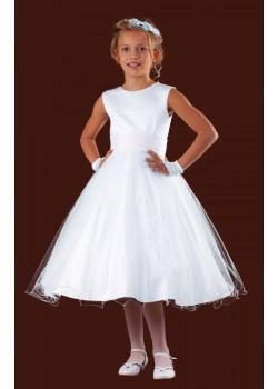 Short Lenght Holy Communion Dress: