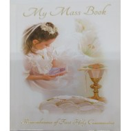 My First Missal Communion Prayer Book: