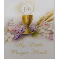 Pocket Prayer Book with 22 pages of Prayers Ideal for Holy Communion