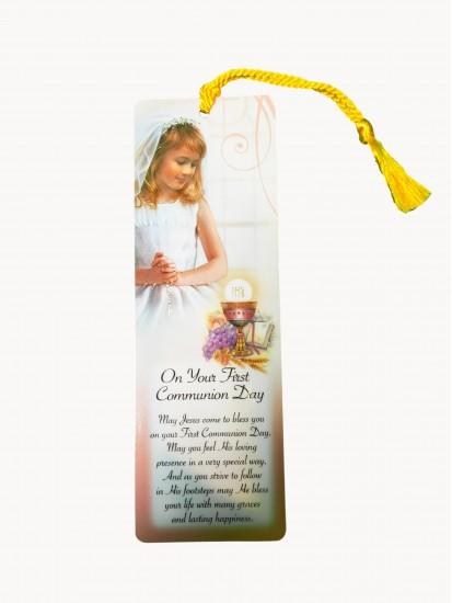 Beautiful Communion Bookmark...