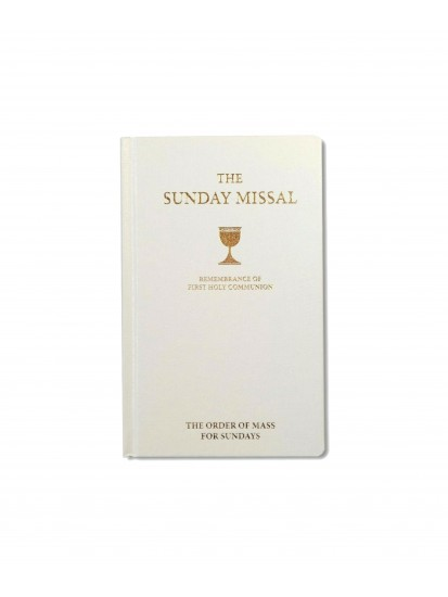 New Translation Roman Missal: Suitable for First Holy Communion...