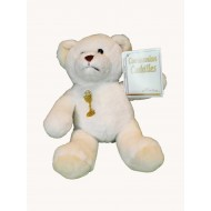 White First Holy Communion 7 inch high Teddy Bear