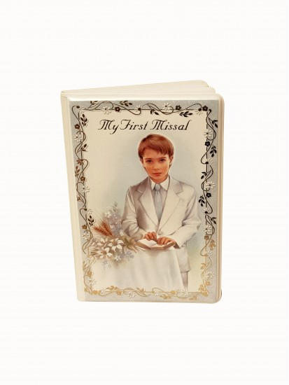 First Holy Communion Small Pearl Cover Missal...