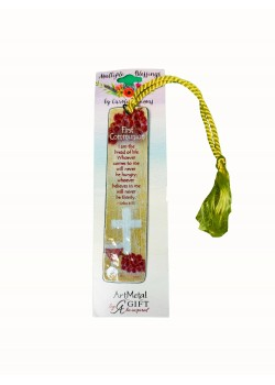 Communion Pewter Bookmark