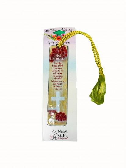 Communion Pewter Bookmark...