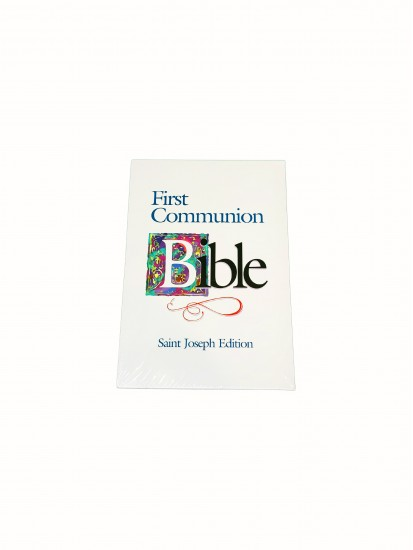 Communion Gift Edition Bible For Boy...