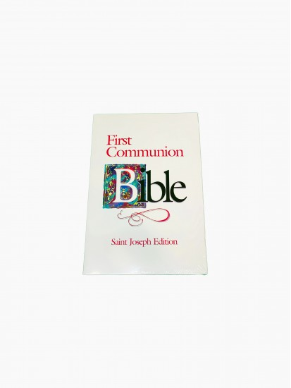 Communion Gift Edition Bible For Girl...